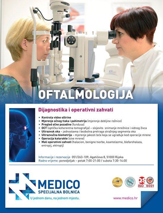 OCNA OPTIKA DAMIR dijeli objavu Specijalna bolnica …  b13fde422dc