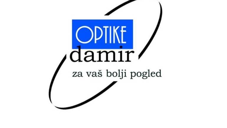 OCNA OPTIKA DAMIR uređuje svoju naslovnu sliku.