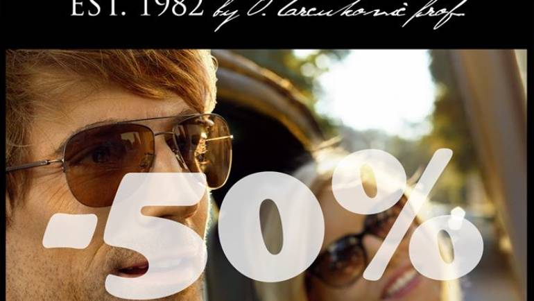 Ekskluzivna ponuda sunčanih naočala iz ponude …